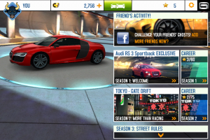 Asphalt 8 Car