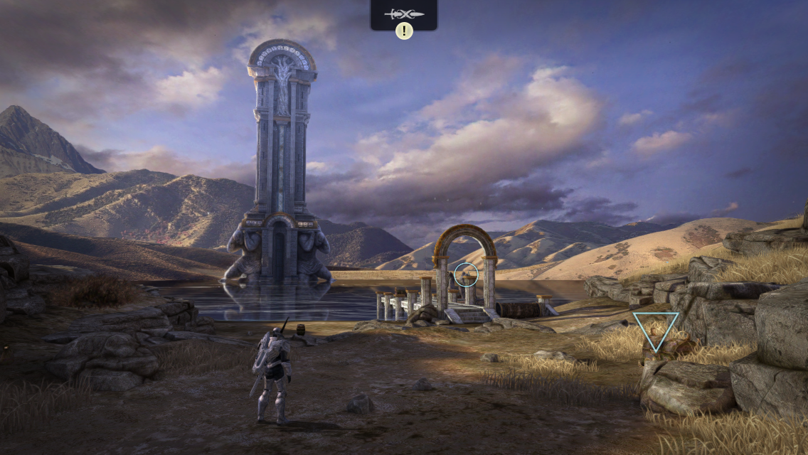 Infinity Blade III for the iPhone/iPad - Gameplay