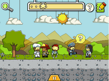 Scribblenauts Remix Review