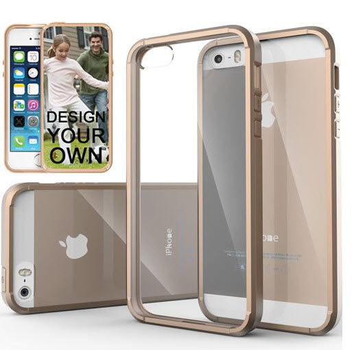 Caseology Transparent Hybrid Bumper Case
