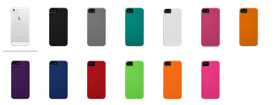 Case Mate Barely There iPhone Case colors