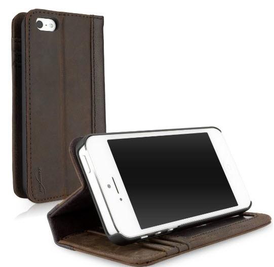 BoxWave Classic Book iPhone 5S Case