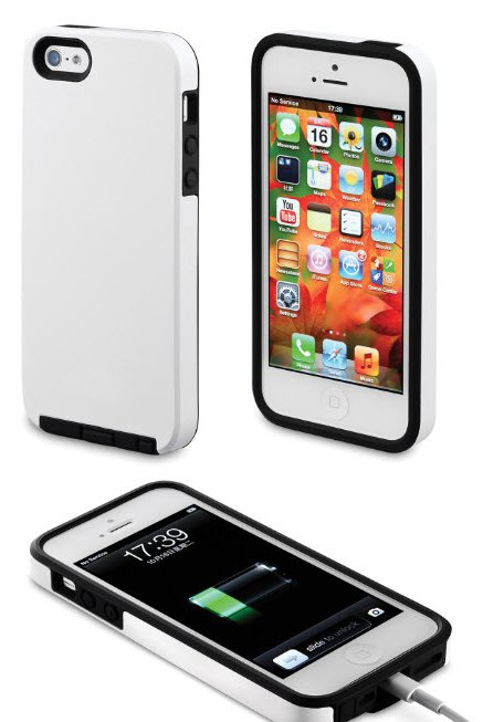 Acase iPhone 5s Case / iPhone 5 case - Superleggera PRO Dual Layer Protection case