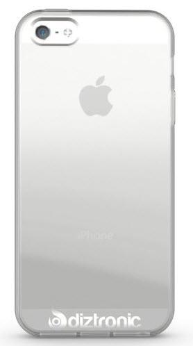 Diztronic Flexible TPU Case - high gloss clear
