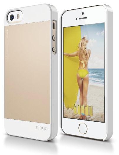 elago S5 Outfit Aluminum and Polycarbonate Dual Case