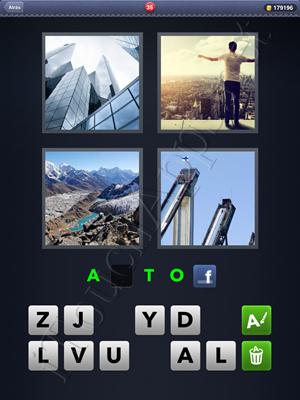 4 Fotos 1 Palabra Level 35 Respuesta