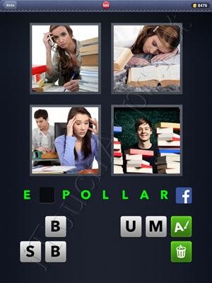 4 Fotos 1 Palabra Level 585 Respuesta