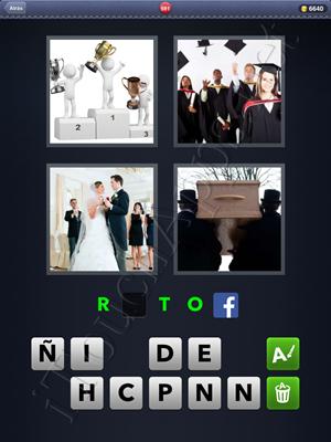 4 Fotos 1 Palabra Level 591 Respuesta