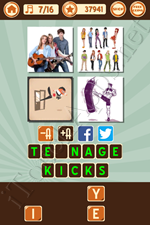 4 Pics 1 Song Level 55 Pic 7