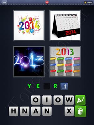 4 Pics 1 Word Level 1053 Solution