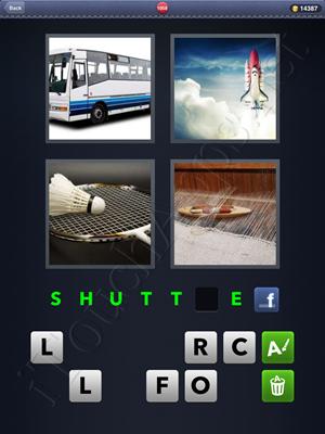 4 Pics 1 Word Level 1058 Solution