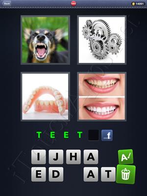 4 Pics 1 Word Level 1059 Solution