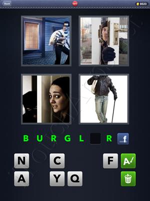 4 Pics 1 Word Level 1077 Solution