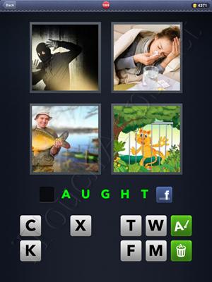 4 Pics 1 Word Level 1089 Solution