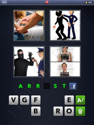 4 Pics 1 Word Level 1097 Solution