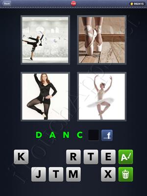 4 Pics 1 Word Level 1125 Solution