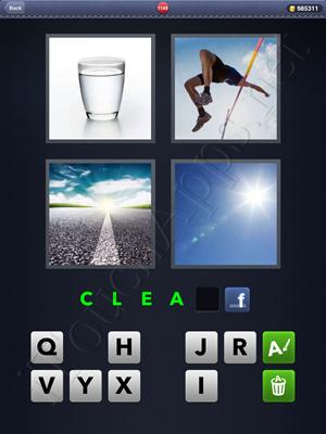 4 Pics 1 Word Level 1149 Solution