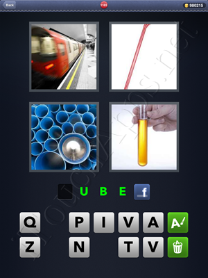 4 Pics 1 Word Level 1165 Solution