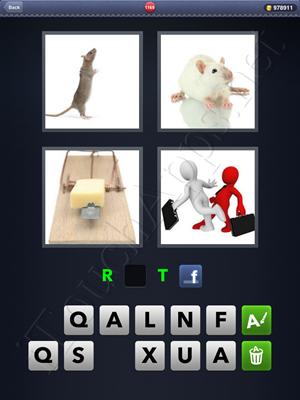 4 Pics 1 Word Level 1169 Solution