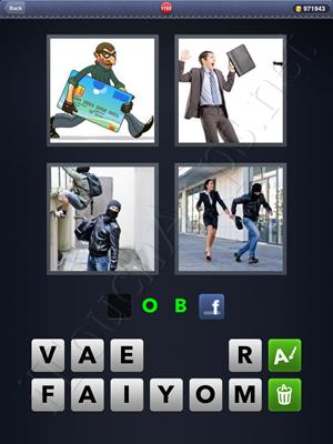 4 Pics 1 Word Level 1192 Solution