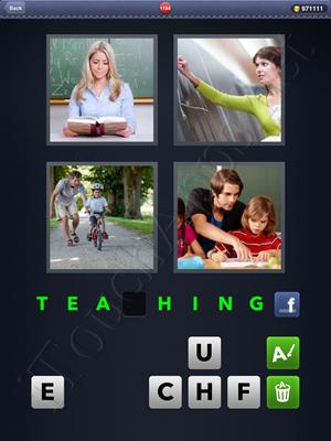4 Pics 1 Word Level 1194 Solution