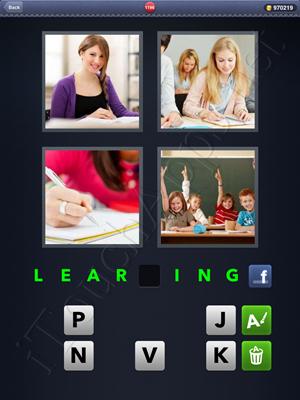 4 Pics 1 Word Level 1196 Solution