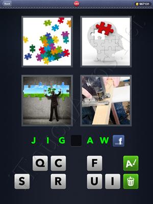 4 Pics 1 Word Level 1204 Solution