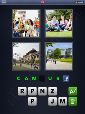 4 Pics 1 Word Level 1216 Solution