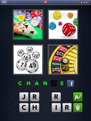 4 Pics 1 Word Level 1230 Solution