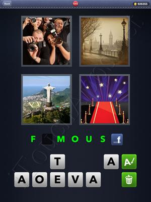 4 Pics 1 Word Level 1315 Solution
