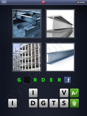 4 Pics 1 Word Level 1317 Solution