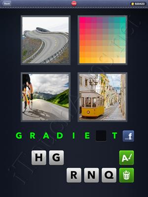 4 Pics 1 Word Level 1332 Solution