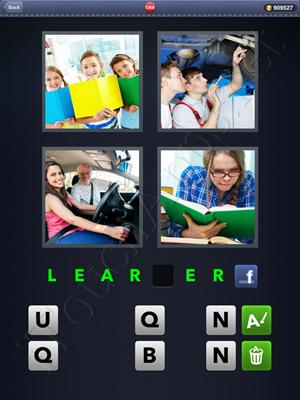 4 Pics 1 Word Level 1368 Solution