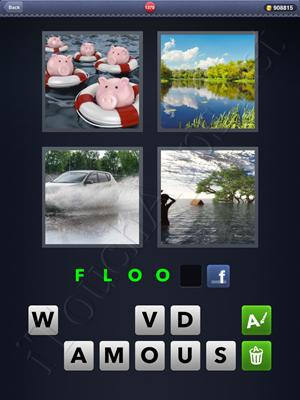 4 Pics 1 Word Level 1370 Solution