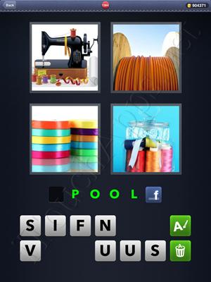 4 Pics 1 Word Level 1384 Solution