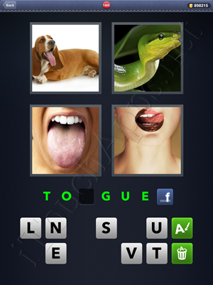 4 Pics 1 Word Level 1405 Solution