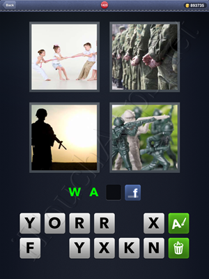 4 Pics 1 Word Level 1425 Solution