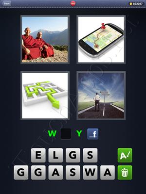 4 Pics 1 Word Level 1433 Solution