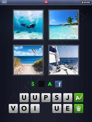 4 Pics 1 Word Level 1436 Solution