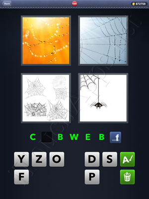 4 Pics 1 Word Level 1506 Solution