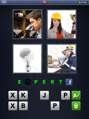 4 Pics 1 Word Level 1509 Solution
