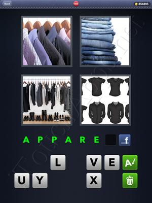 4 Pics 1 Word Level 1555 Solution