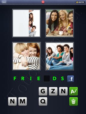 4 Pics 1 Word Level 1565 Solution