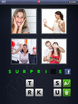 4 Pics 1 Word Level 1610 Solution