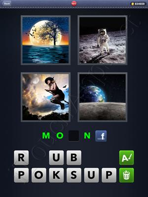 4 Pics 1 Word Level 1611 Solution