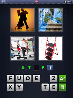 4 Pics 1 Word Level 1634 Solution