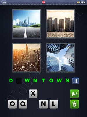 4 Pics 1 Word Level 1659 Solution