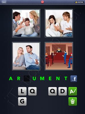 4 Pics 1 Word Level 1667 Solution