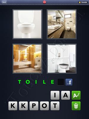 4 Pics 1 Word Level 1816 Solution
