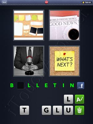 4 Pics 1 Word Level 1832 Solution
